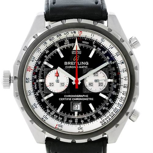 Photo of Breitling Chronomatic Steel Mens Watch A41360