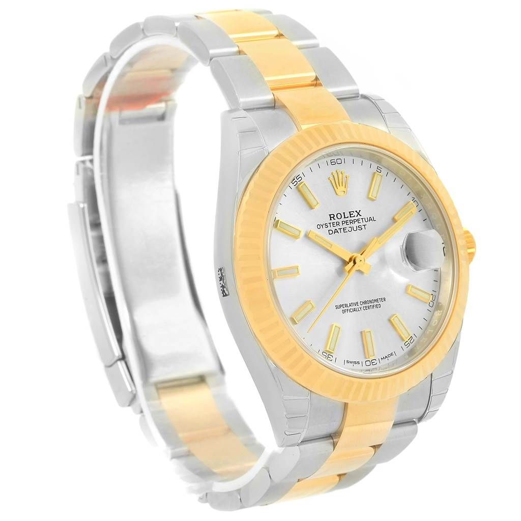 Rolex Datejust 41 Steel And Yellow Gold