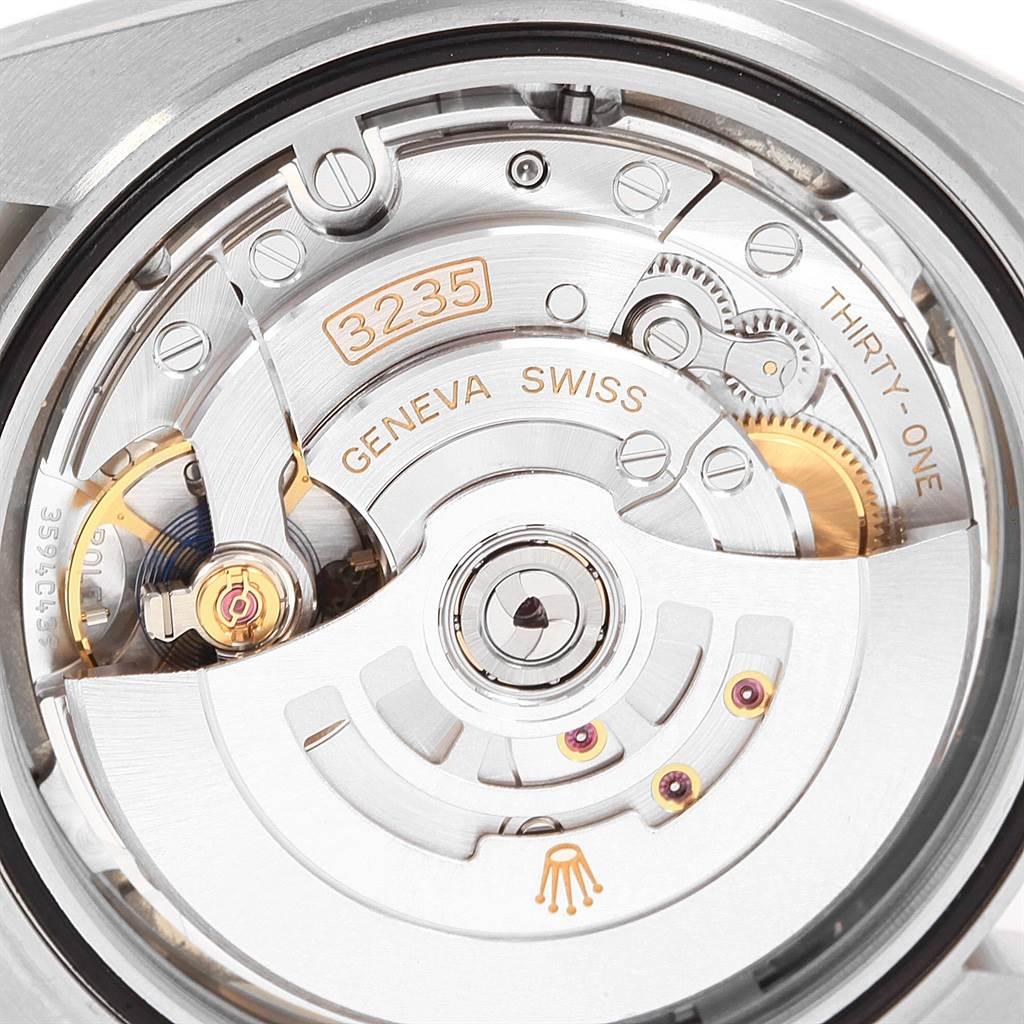 Rolex Datejust 41 Steel White Gold Mens Watch 126334 Box Card SwissWatchExpo