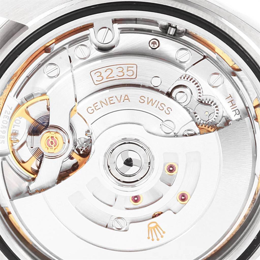 Rolex Datejust 41 White Dial Jubilee Bracelet Steel Mens Watch 126300 SwissWatchExpo