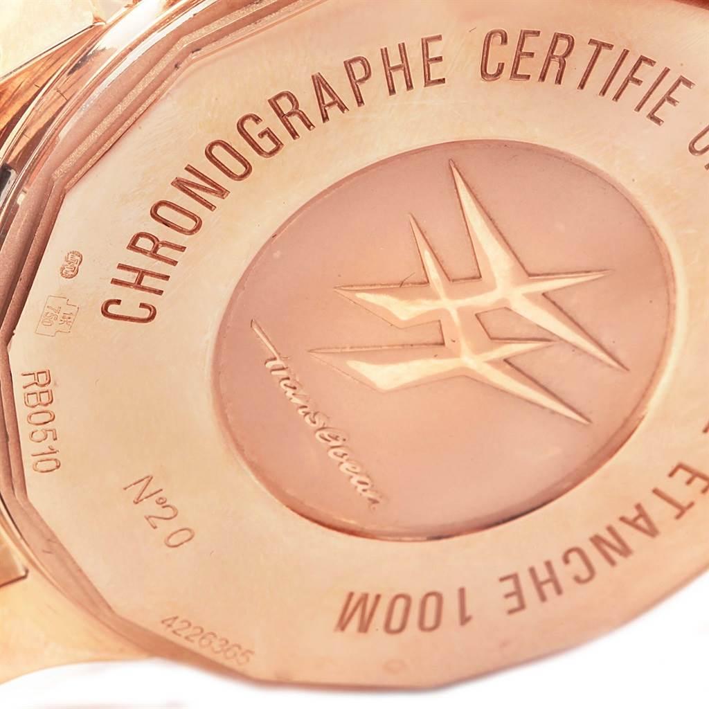 16012P Breitling Transocean Chrono Rose Gold Diamonds LE Watch AB0510 SwissWatchExpo