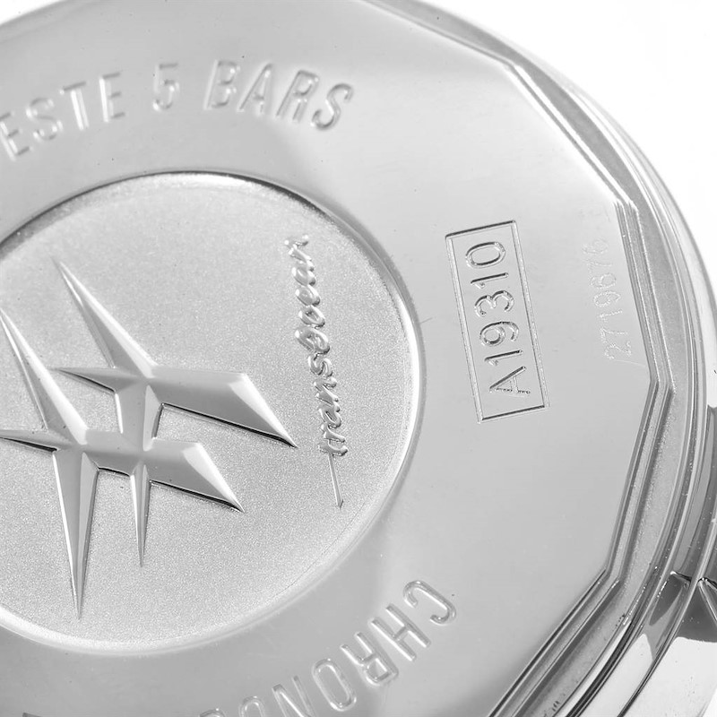 Breitling Transocean Chronograph 1461 Perpetual Moonphase Watch A19310 SwissWatchExpo