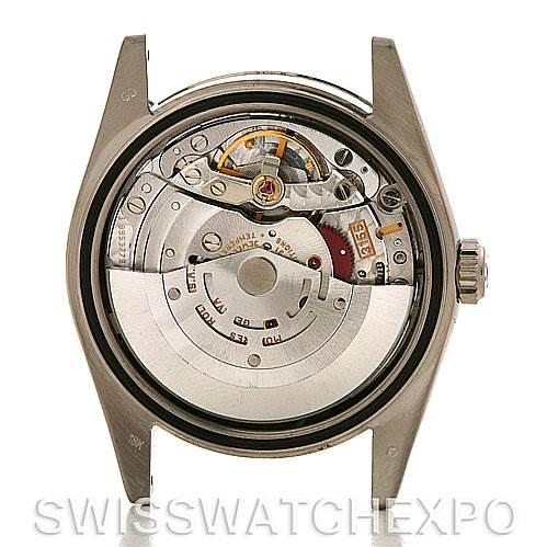 2452 Rolex President 18k White Gold Watch 118209 - Awesome! SwissWatchExpo
