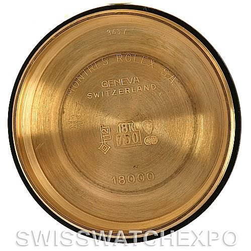 2929 Rolex President Mens 18k Yellow Gold Watch 18038 SwissWatchExpo