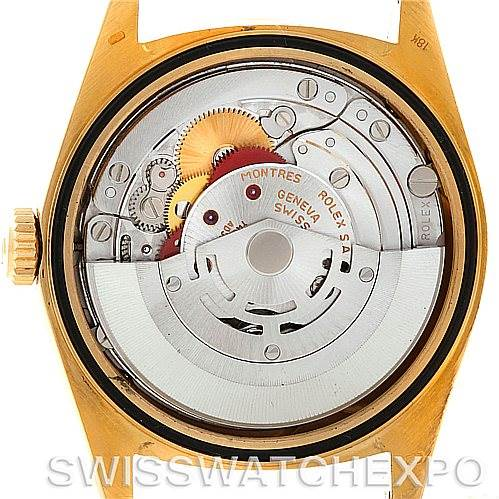 5177 Rolex President Mens 18k Yellow Gold 18238 Watch SwissWatchExpo