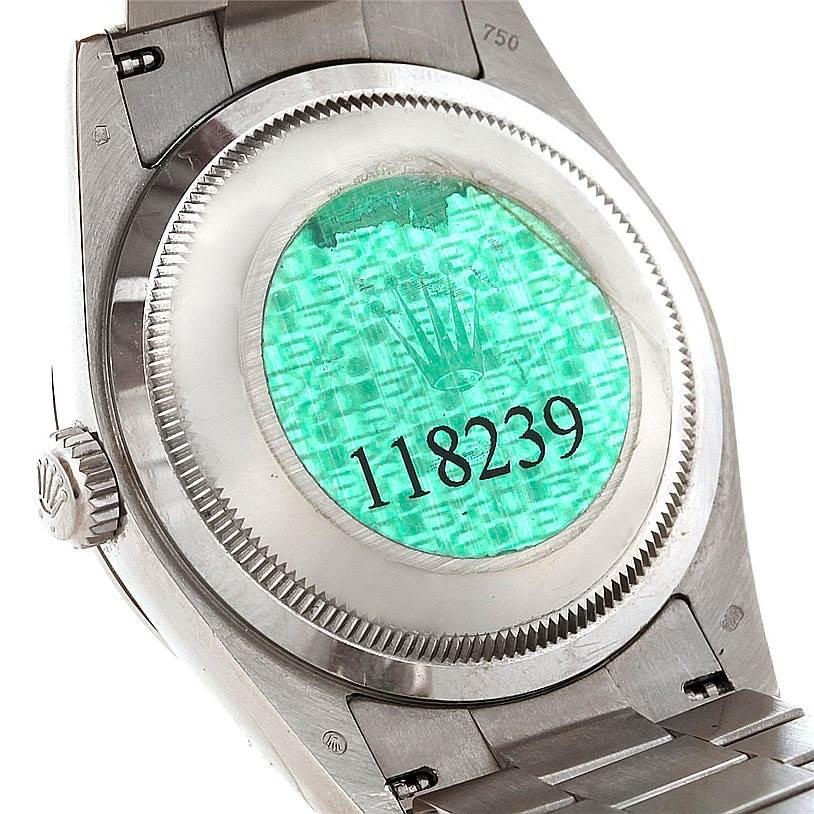 Do Rolex Tick >> Do Rolex Watches Tick Or Sweep