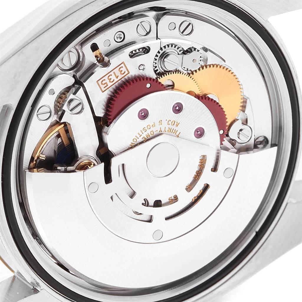 Rolex Datejust Steel Yellow Gold Roman Dial Mens Watch 116233 Box Card SwissWatchExpo