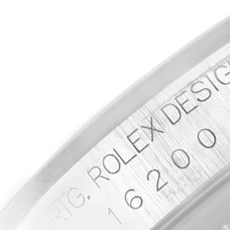 Rolex Datejust 36 Rhodium Roman Dial Mens Watch 16200 Box Papers SwissWatchExpo
