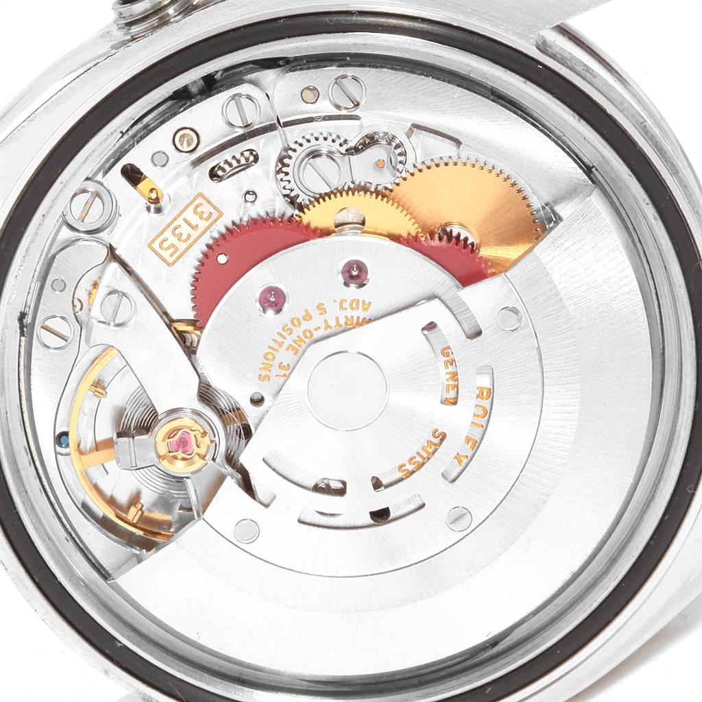 Rolex Datejust 36 Mother of Pearl Diamond Unisex Watch 116244 SwissWatchExpo
