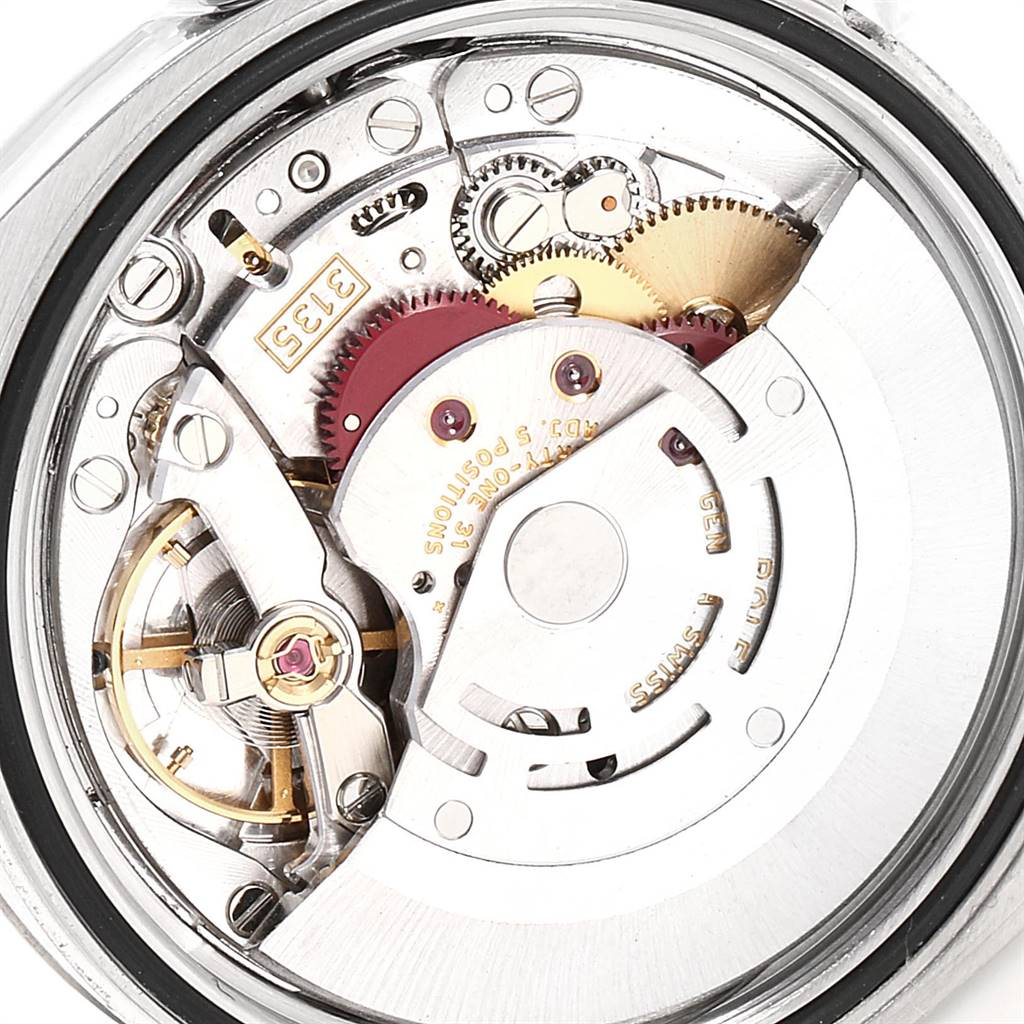 25108 Rolex Datejust Steel White Gold Tuxedo Dial Mens Watch 116234 Box  SwissWatchExpo