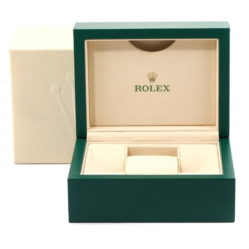 26090 Rolex Datejust Steel Yellow Gold MOP Diamond Dial Mens Watch 126233 SwissWatchExpo