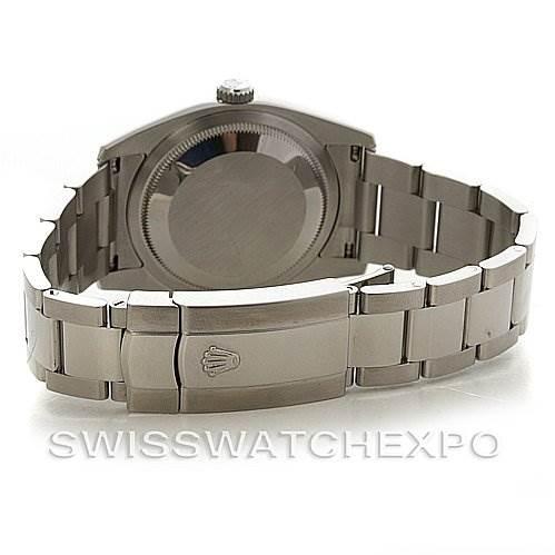 2737 Rolex MEN SS ROLEX DATEJUST WATCH 116200 YEAR 2008 BOX PAPERS SwissWatchExpo