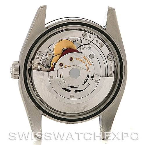 2755 Rolex Datejust Men Steel Watch 116234 Year 2008 SwissWatchExpo