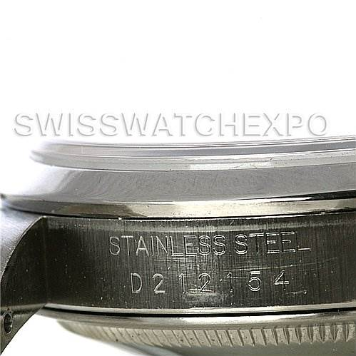 4066 Rolex Datejust Mens Silver Dial Stainless Steel Watch 16200 SwissWatchExpo