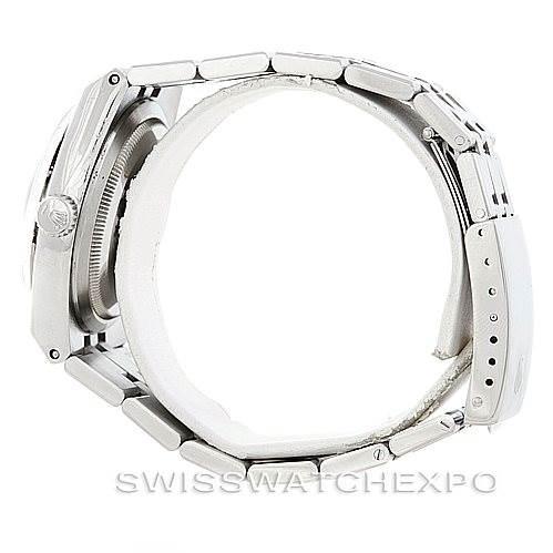 Rolex Oysterquartz Datejust Steel 18K white gold 17014 SwissWatchExpo