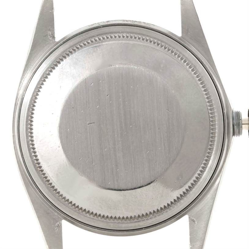 Rolex Datejust Vintage Mens Steel 18K Yellow Gold Watch 16013 SwissWatchExpo