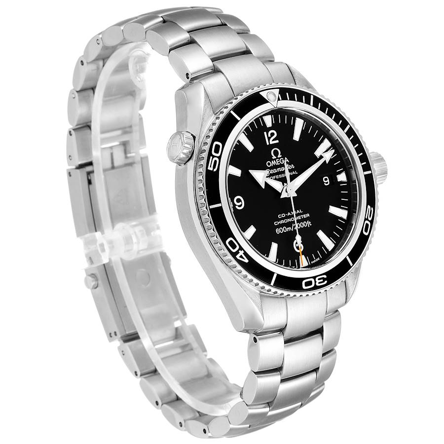 Omega Seamaster Planet Ocean 42 Co-Axial Mens Watch 2201.50.00 SwissWatchExpo