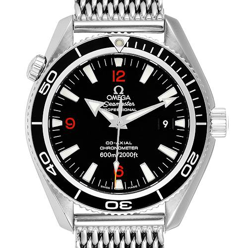 Photo of Omega Seamaster Planet Ocean 42 Co-Axial Steel Mens Watch 2201.51.00
