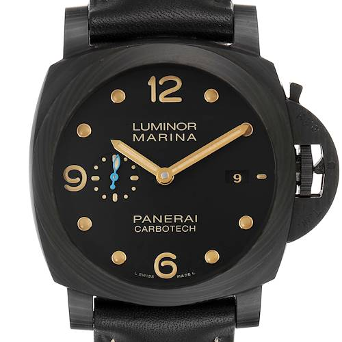 Photo of Panerai Luminor Marina 1950 44 Carbotech Watch PAM00661 PAM661
