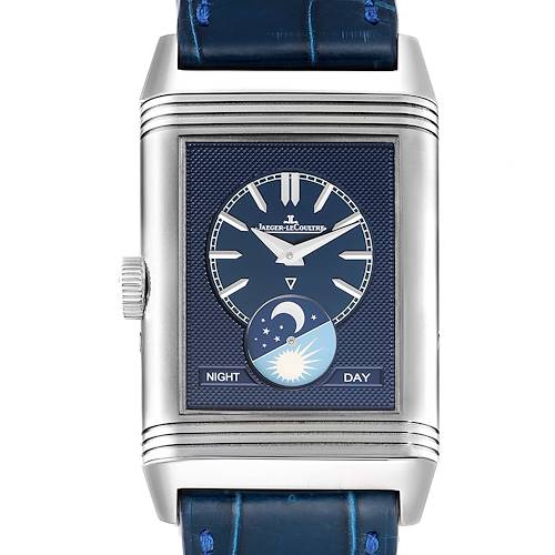 Photo of Jaeger LeCoultre Reverso Tribute Moon Watch 216.8.D3 Q3958420 Card