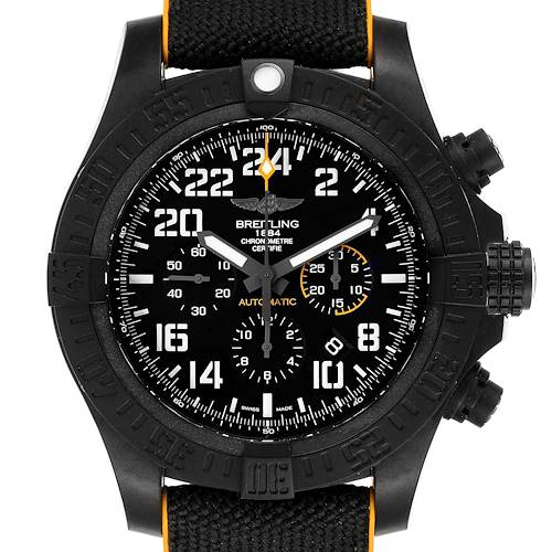 Breitling Avenger Hurricane 45 Military Limited Watch XB1210 Unworn