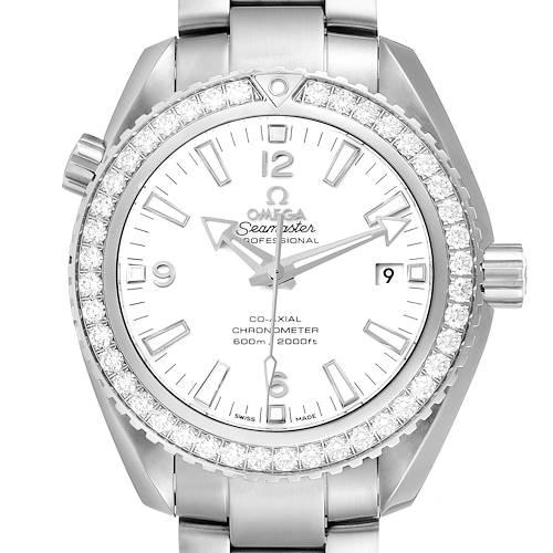 Photo of Omega Seamaster Planet Ocean 600M Diamond Watch 232.15.42.21.04.001 Unworn