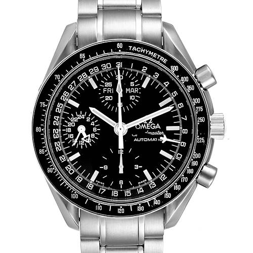 Photo of Omega Speedmaster Day-Date 39 Chronograph Mens Watch 3520.50.00