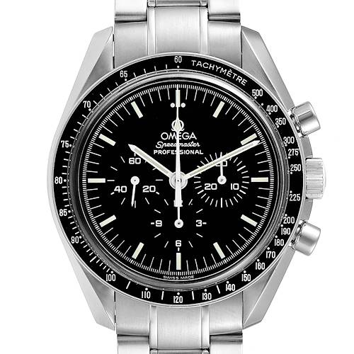 Photo of Omega Speedmaster Sapphire Sandwich MoonWatch 3573.50.00 Card