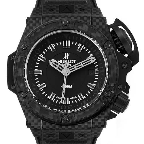 Hublot Big Bang King Power Oceanographic Mens Watch 731.QX Unworn