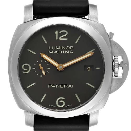 Photo of Panerai Luminor Marina 1950 3 Days Titanium 44mm Watch PAM00351