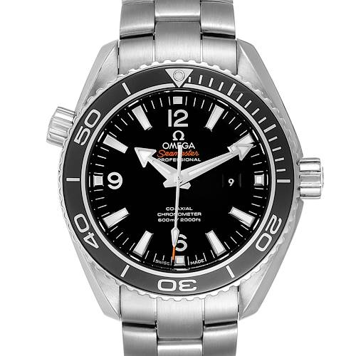 Photo of Omega Seamaster Planet Ocean 600m Watch 232.30.38.20.01.001 Box Card