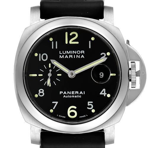 Photo of Panerai Luminor Marina 44mm Automatic Steel Mens Watch PAM00164