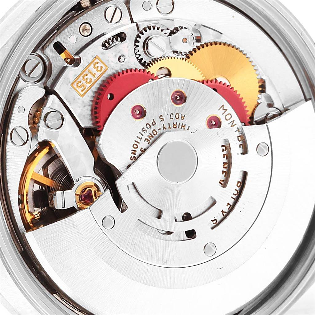 Rolex Date Black Dial Smooth Bezel Steel Mens Watch 15200 SwissWatchExpo