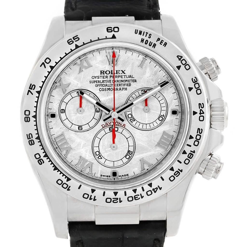 Rolex Cosmograph Daytona Mens Watch