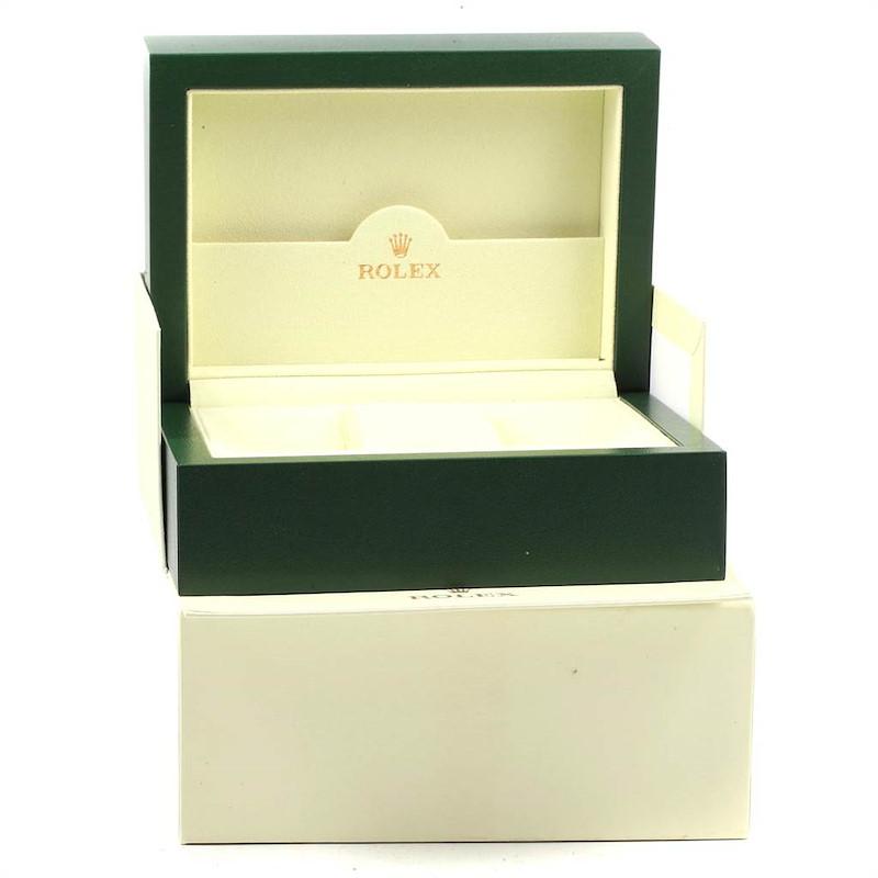 Rolex Daytona Steel 18K Yellow Gold Slate Dial Watch 116523 SwissWatchExpo
