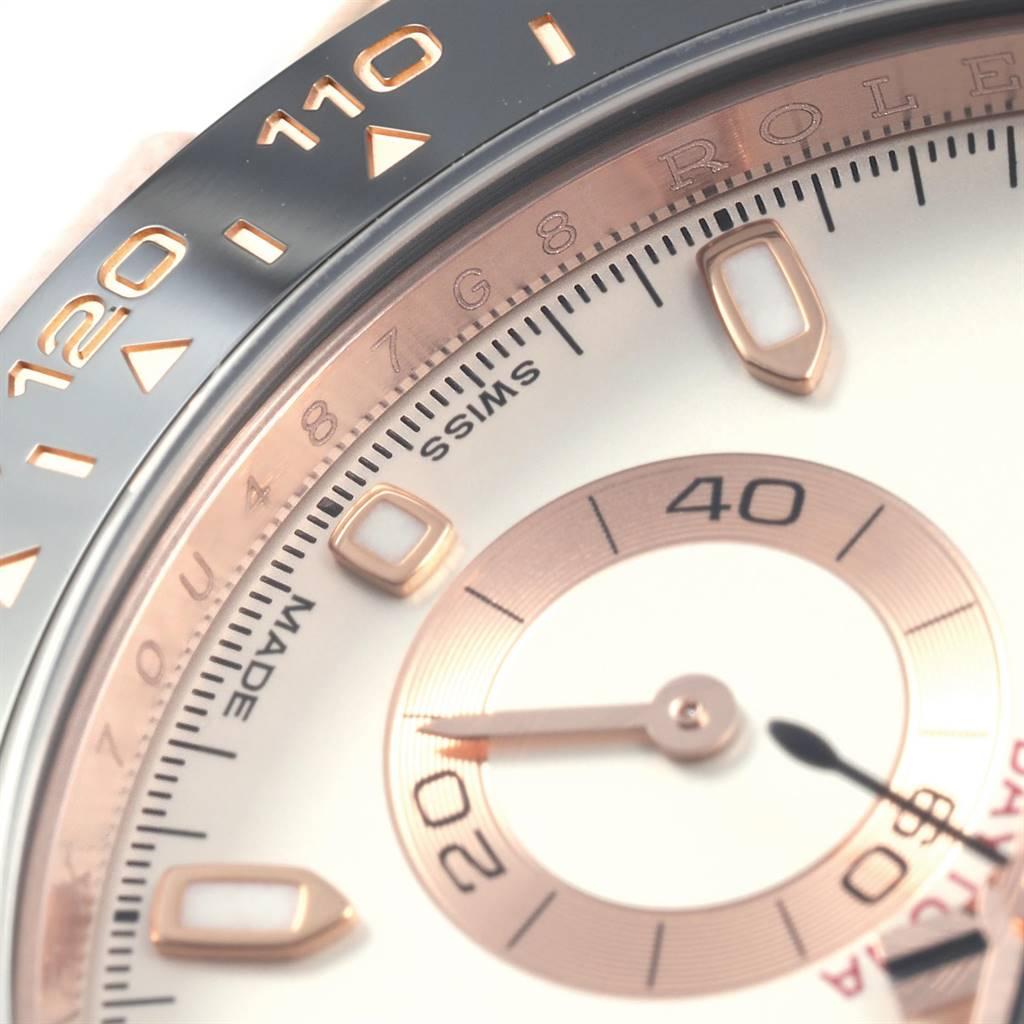 Rolex Cosmograph Daytona Rose Gold Everose Mens Watch 116515 SwissWatchExpo