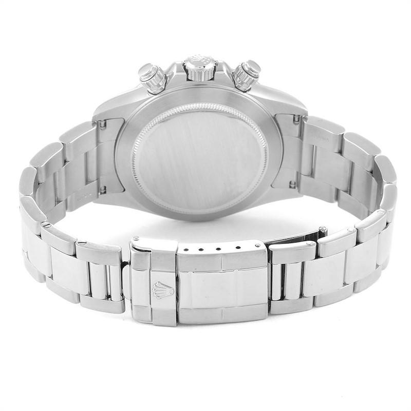 Rolex Cosmograph Daytona Zenith Movement Watch 16520 Box Papers SwissWatchExpo