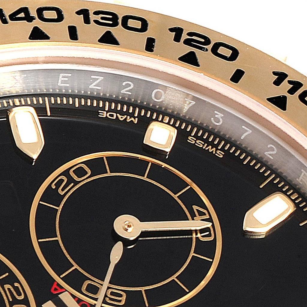 Rolex Cosmograph Daytona Steel Yellow Gold Mens Watch 116503 Unworn SwissWatchExpo