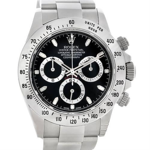 Photo of Rolex Cosmograph Daytona Steel Men's Watch 116520