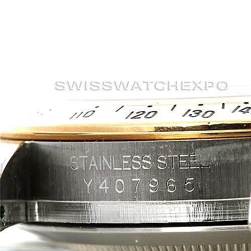 Rolex Cosmograph Daytona Steel and Gold Mens Watch 116523 SwissWatchExpo