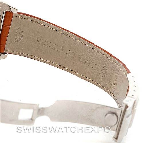 Rolex Cosmograph Daytona 18K White Gold Watch 16519 SwissWatchExpo