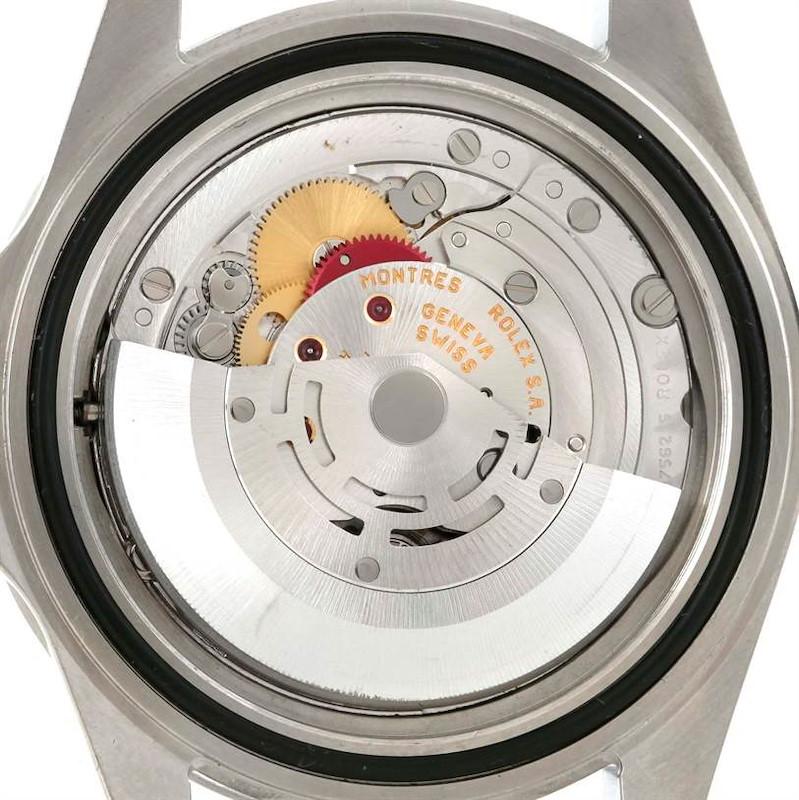 Rolex Explorer II 16570 White Dial Stainless Steel Mens Watch SwissWatchExpo