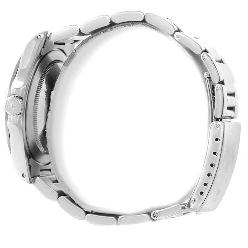 Rolex Explorer II White Dial Steel Mens Watch 16570 Year 1994 SwissWatchExpo