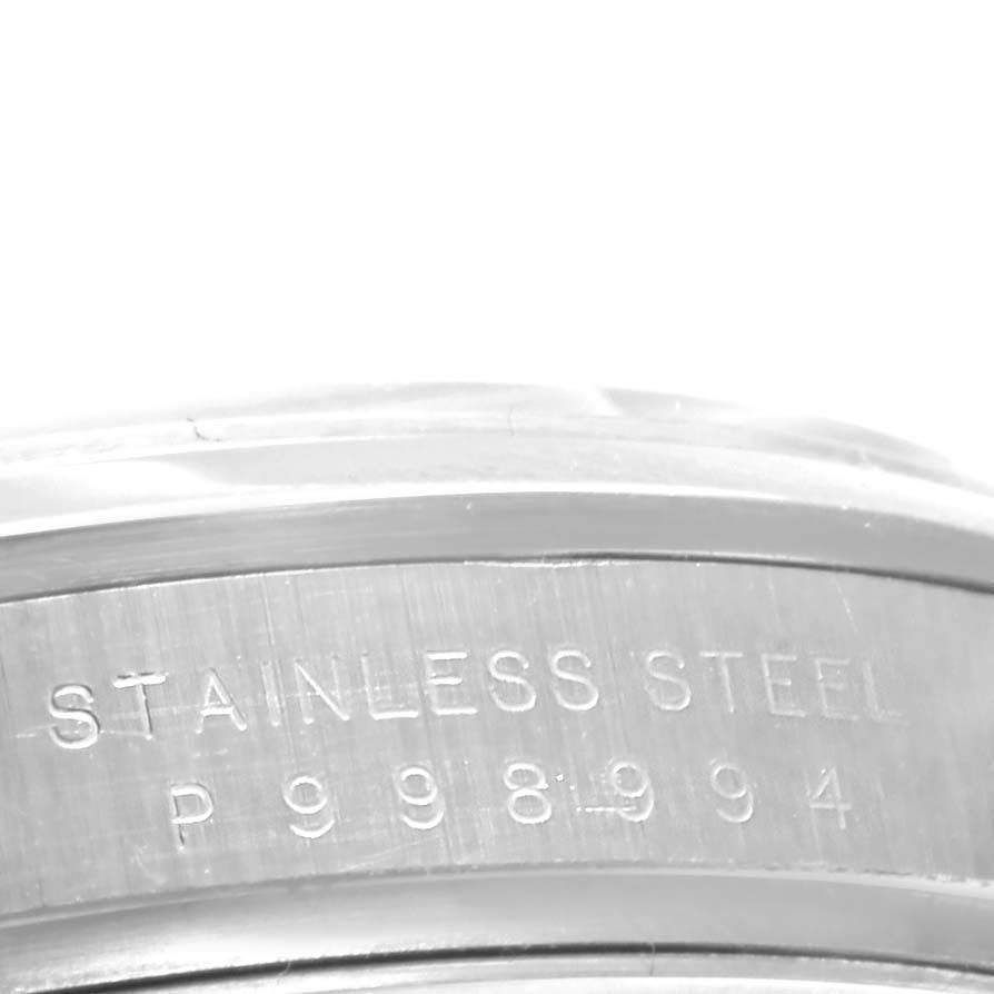 Rolex Explorer I Black Dial Oyster Bracelet Mens Watch 114270 SwissWatchExpo