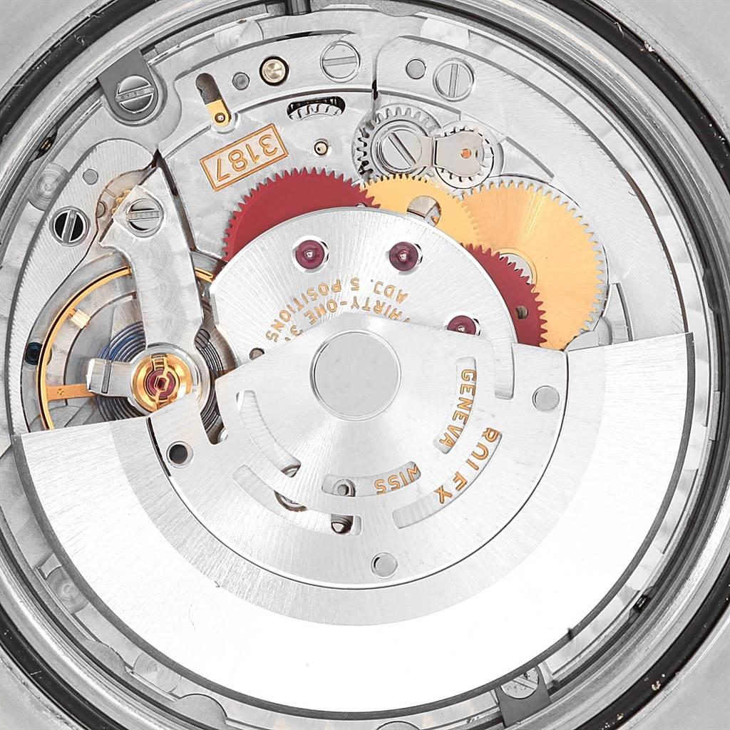 Rolex Explorer II Black Dial Oyster Bracelet Steel Mens Watch 216570 SwissWatchExpo