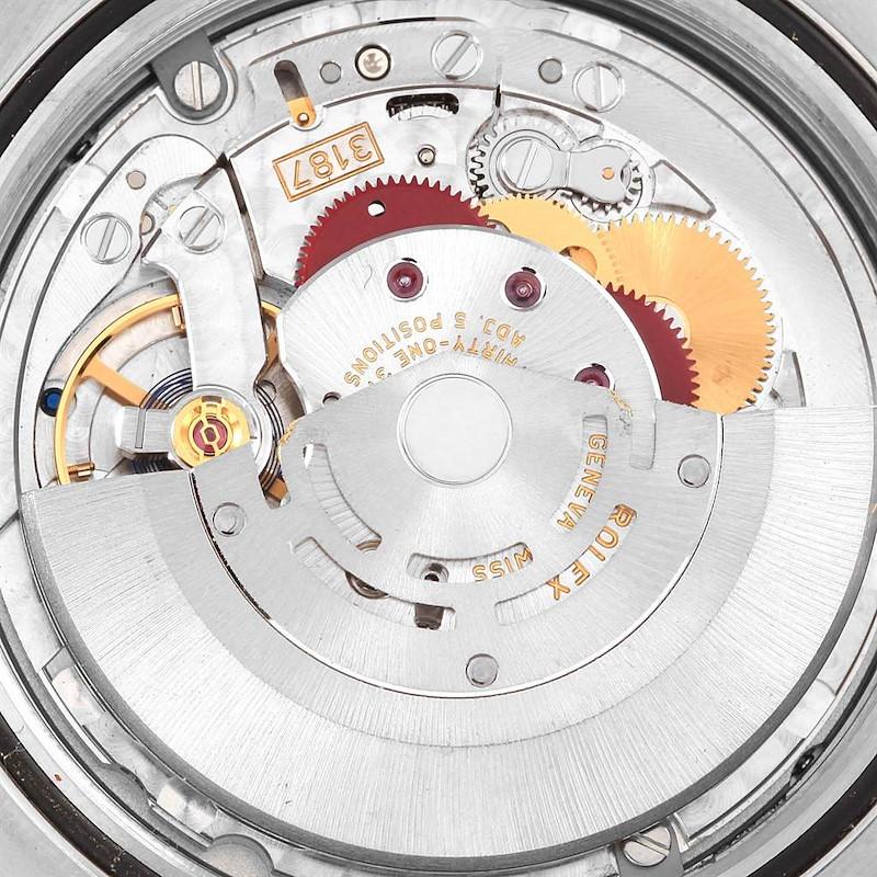 Rolex Explorer II 42mm White Dial Steel Mens Watch 216570 SwissWatchExpo