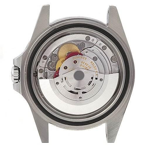 Rolex Rolex Explorer II Mens 16570 White Dial Steel Watch SwissWatchExpo