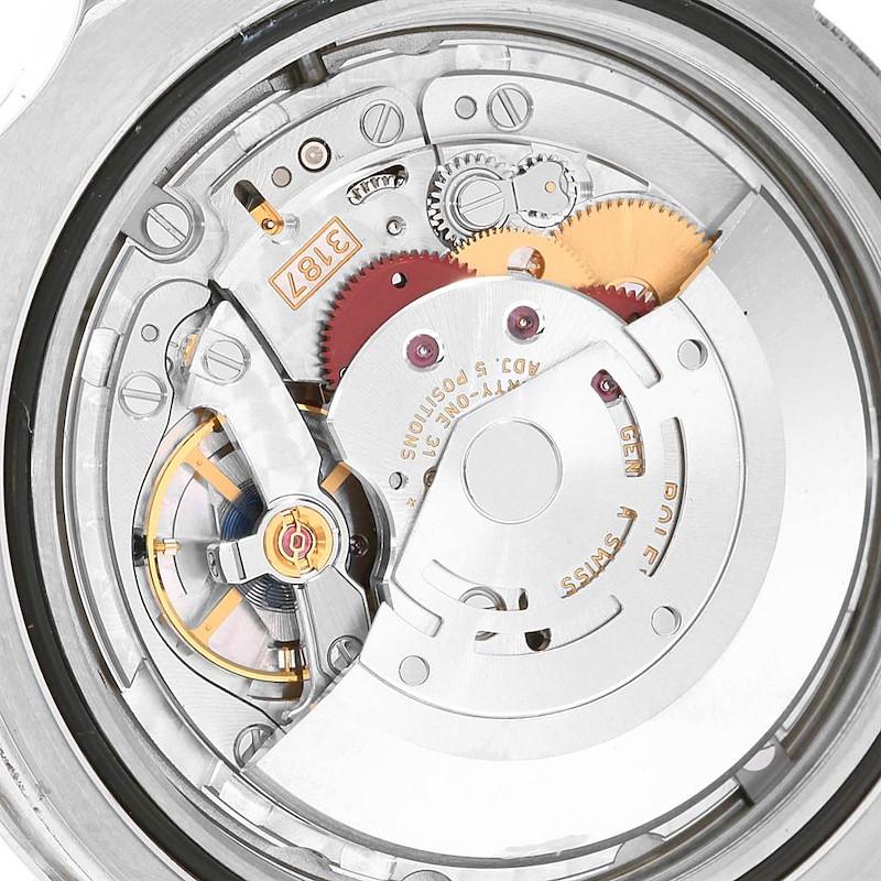 Rolex Explorer II 42 Black Dial Stainless Steel Mens Watch 216570 Box SwissWatchExpo