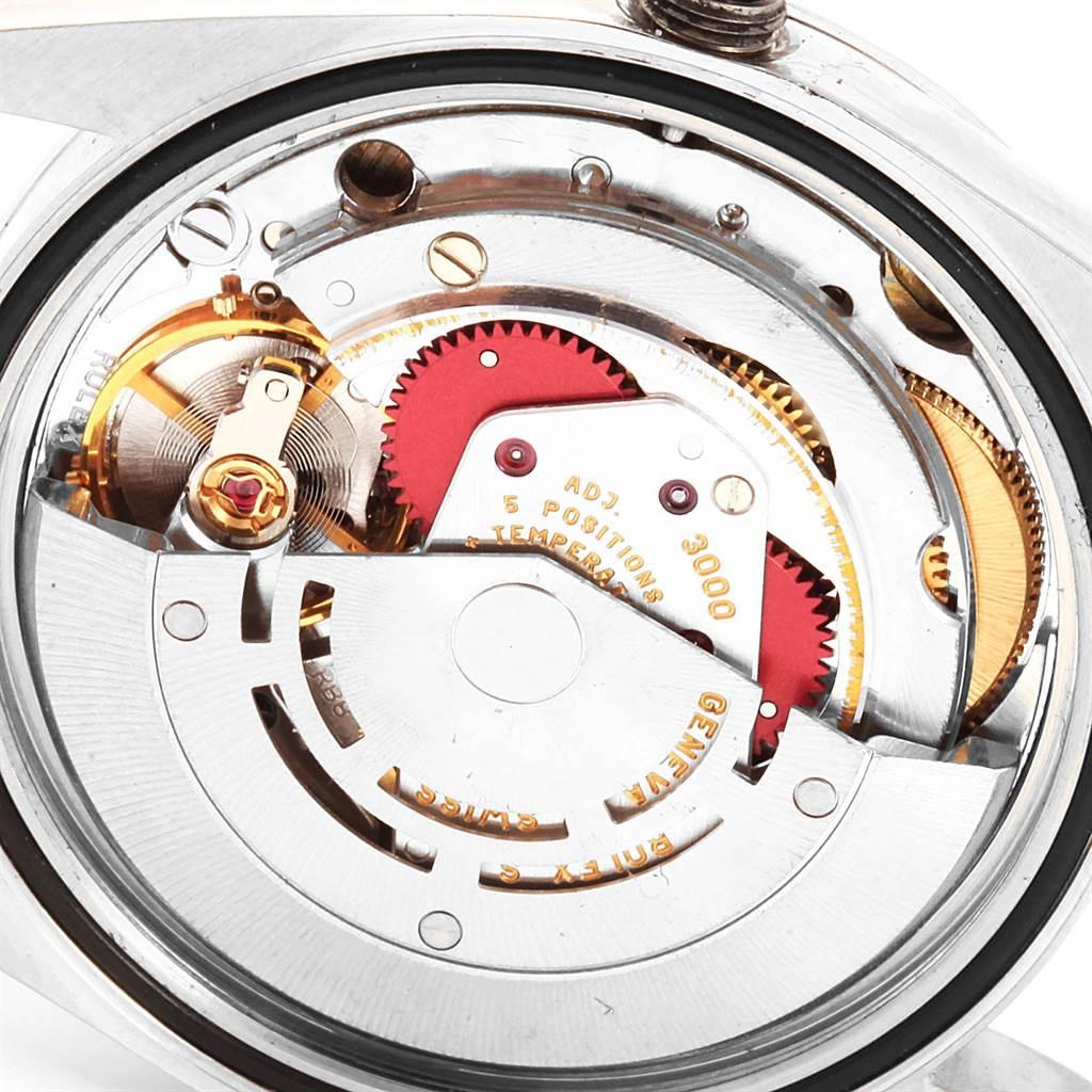 Rolex Explorer I 36mm Black Dial Automatic Steel Mens Watch 14270 SwissWatchExpo