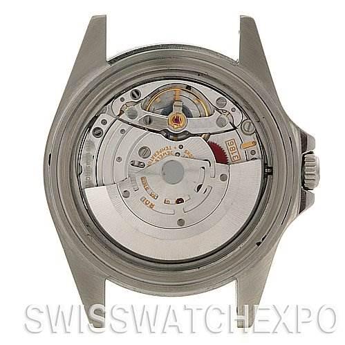 2533 Rolex Explorer II 16570 Mens Steel Watch SwissWatchExpo
